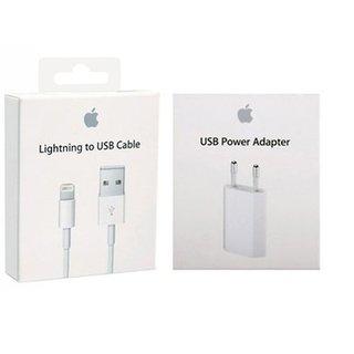 iPhone Originele Lightning oplader met 100cm USB-kabel