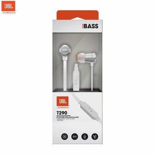 Originele T290 in ear Headset - Oordopjes Zilver
