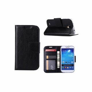 Bookcase Samsung Galaxy S4 hoesje - Zwart