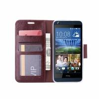 Bookcase HTC Desire 626 hoesje - Bruin