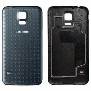 Galaxy S5 Originele Batterij Cover - Zwart