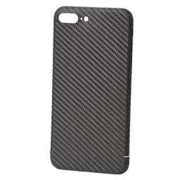Nevox Originele Carbon Back Cover Hoesje voor de Apple iPhone 7 Plus - Zwart