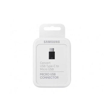 Samsung Originele Micro-USB naar Type-C Adapter - Zwart