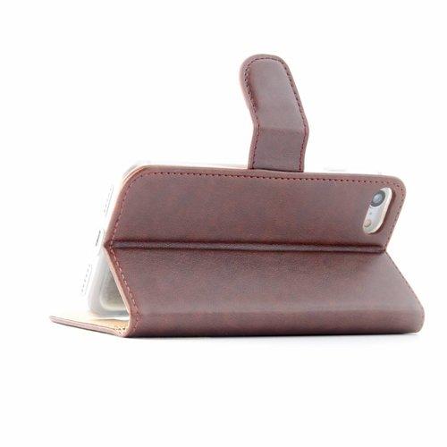 Bookcase  Apple iPhone 7 hoesje - Bruin