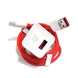 OnePlus 3 / 3T / 5 / 5T Originele Oplader HK0504 Dash 4A Adapter met 1,5 meter USB Type-C Dash kabel