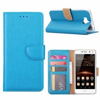 Bookcase Huawei Y5 2017 hoesje - Blauw