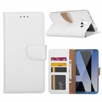 Bookcase Huawei Mate P10 hoesje - Wit