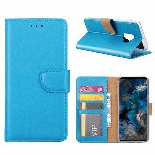 Bookcase Samsung Galaxy S9 hoesje - Blauw