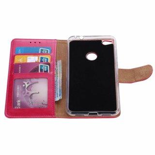 Bookcase Huawei Nova Lite hoesje - Roze
