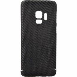Nevox Originele Carbon Back Cover Hoesje voor de Samsung Galaxy S9 - Zwart
