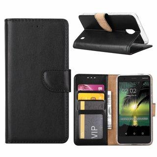 Bookcase Nokia 2 hoesje - Zwart