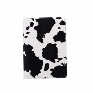 Koeien print lederen roterende hoes voor de Apple iPad Mini 1/2/3 (7.9 inch)