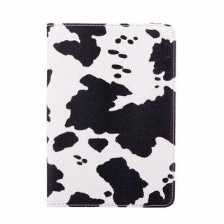 Koeien print lederen roterende hoes voor de Apple iPad Mini 4 (7.9 inch)