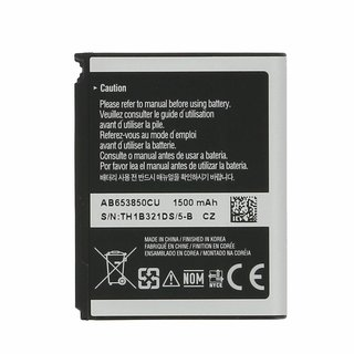 i900 Omnia AB653850CU Originele Batterij - Accu