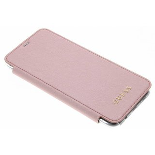 Originele Transparante Iridescent Samsung Galaxy S8 Plus Backcase - Rosé Goud