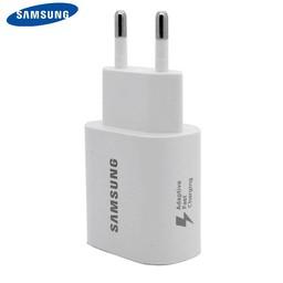 Samsung Originele 10W EP-TA600 Adapter Fast Charging 9.0V / 2,0 A - Kop