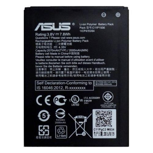 Asus Zenfone Go C11P1506 Originele Batterij / Accu