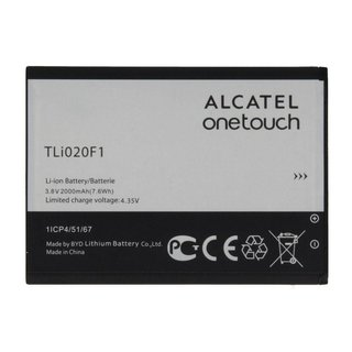 One Touch Pop C7 TLI020F1 Originele Batterij / Accu