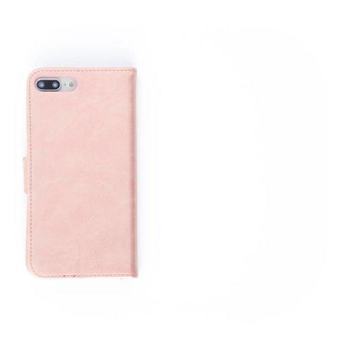 Bookcase Apple iPhone 7 Plus hoesje - Rosé Goud