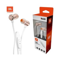 JBL Originele T290 in ear Headset - Rosé goud