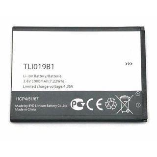 OT991 / 992D / 916D / 6010 TLI019B1 Originele Batterij / Accu