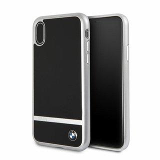 Originele Aluminium Signature Back Cover Hoesje voor de Apple iPhone X / XS - Zilver