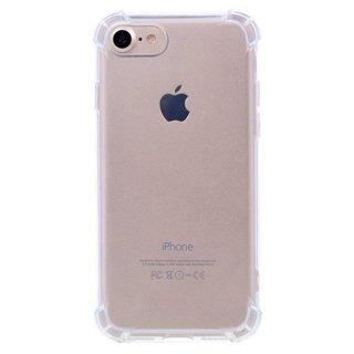 Bumpercase hoesje voor de Apple iPhone 8 - Transparant