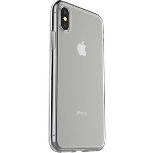 Apple iPhone XS siliconen (gel) achterkant hoesje - Transparant