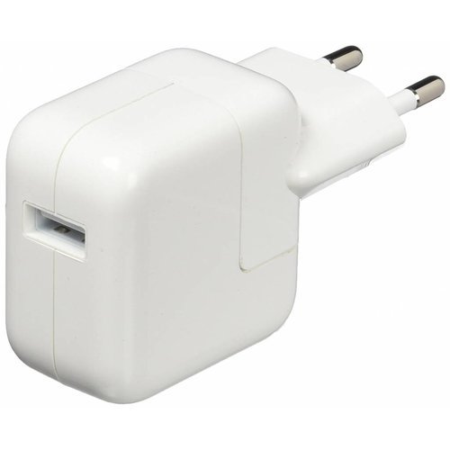 Apple 10W USB Originele Power Adapter oplader met 100cm 30-Pens kabel