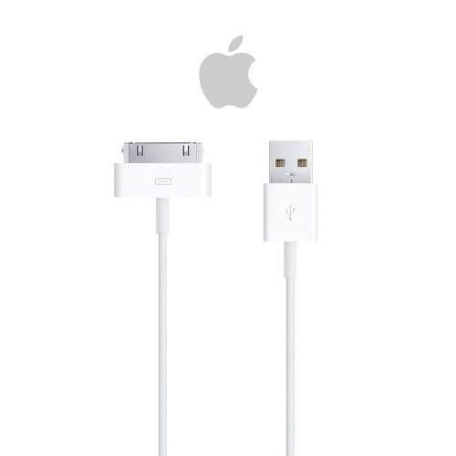 Apple 10W USB Originele Power Adapter oplader met 1 Meter 30-Pens kabel