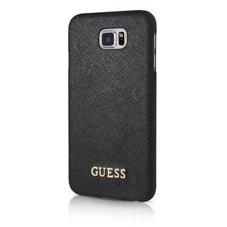 Originele Saffiano Collection Back Cover Hoesje voor de Samsung Galaxy S7 - Zwart