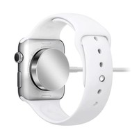 Apple Watch Originele 5W Power Adapter oplader met Magnetische oplaadkabel - 2 Meter