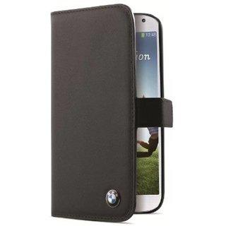 Originele Signature Premium Bookcase hoesje voor de Samsung Galaxy S4 - Zwart