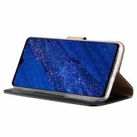 Bookcase Huawei Mate 20 hoesje - Zwart