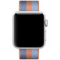 Apple Watch Originele 38mm Geweven Nylon Band - Oranje