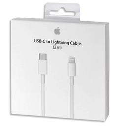 Apple Originele USB-C/Type-C naar lightning kabel - 200cm
