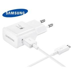 Samsung Originele Adaptive Fast Charging Snel oplader Met Micro-USB Kabel 9.0V / 1,67A