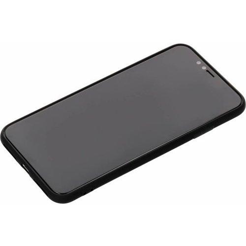 Apple iPhone XS Max siliconen (gel) achterkant hoesje - Zwart