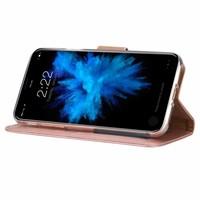 Bookcase Apple iPhone 8 hoesje - Rosé Goud