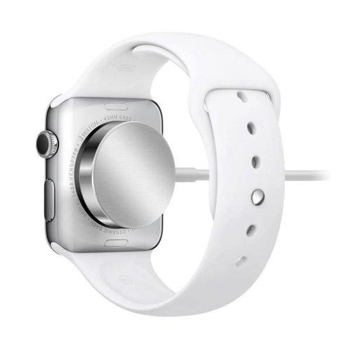 Apple Watch Magnetische Originele 1 Meter  oplaadkabel - Wit