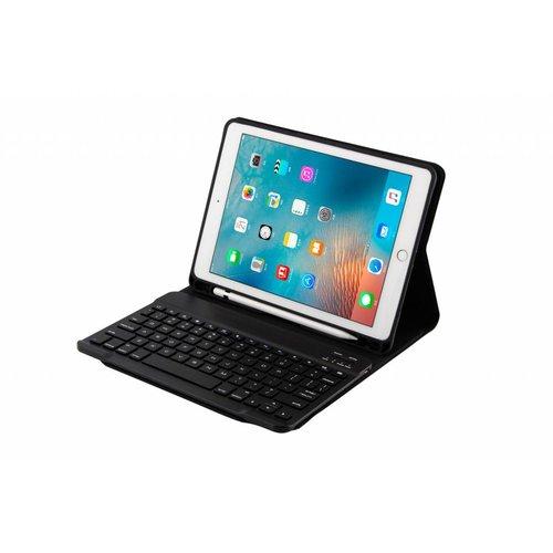 Bluetooth Smart QWERTY Keyboard hoes voor de Apple iPad Air 2 (9.7 inch) - Zwart