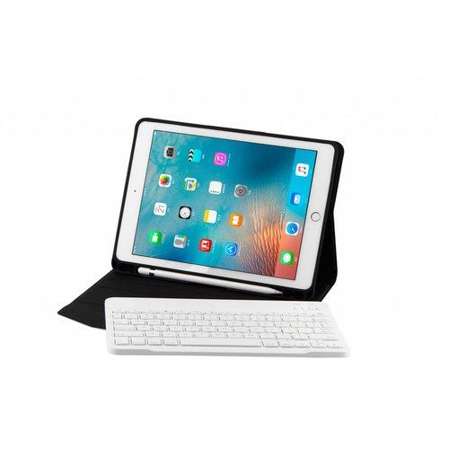 Bluetooth Smart QWERTY Keyboard hoes voor de Apple iPad Air (9.7 inch) - Goud