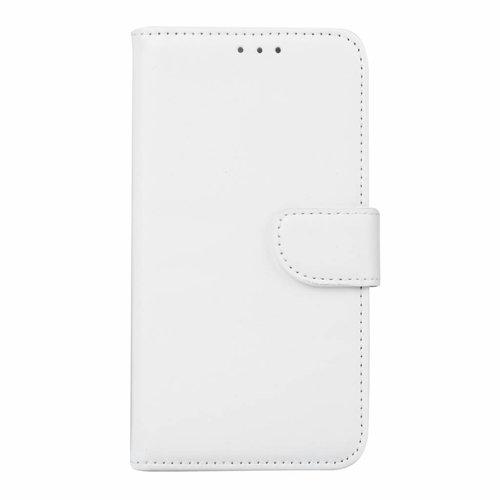 Bookcase Huawei P Smart 2019 hoesje - Wit