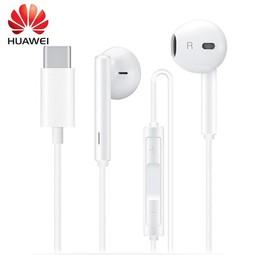 Huawei CM33 Originele Hi-Res Stereo in ear Headset / Oordopjes Type-C - Wit