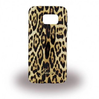 Originele Animalier Leopard Hard TPU Back Cover Hoesje voor de Samsung Galaxy S6 Edge