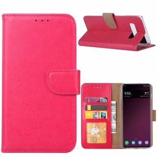 Bookcase Samsung Galaxy S10 hoesje - Roze