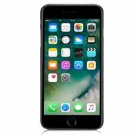 Nevox Originele Aramide Back Cover Hoesje voor de Apple iPhone 7 Plus / 8 Plus - Zwart