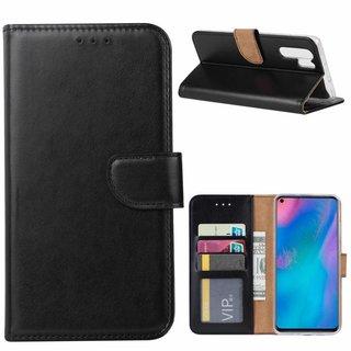 Bookcase Huawei P30 Pro hoesje - Zwart