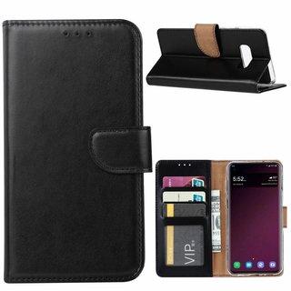 Bookcase Samsung Galaxy S10E hoesje - Zwart