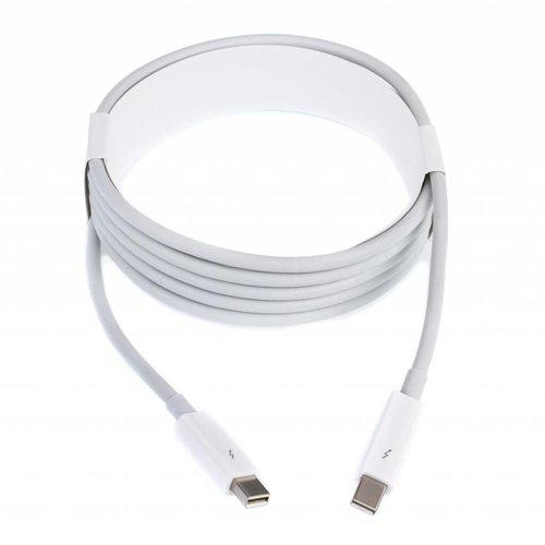 Apple Thunderbolt Originele 2 Meter kabel - Wit